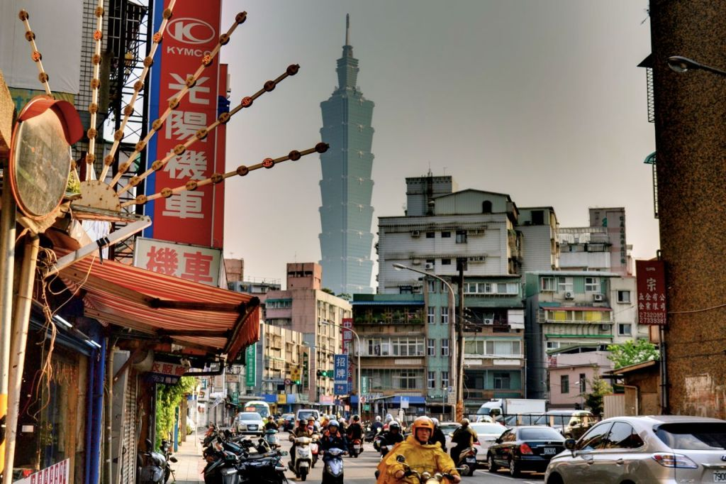 Taipei. Photo by: William Peregoy.