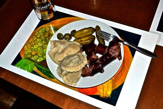 Polish Food - cooked by me, In London