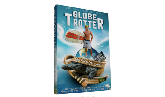 BJJ Globetrotter by Christian Graugarrt